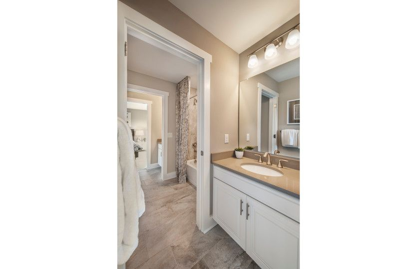 Bathroom featured in the Skyview By Pulte Homes in Philadelphia, PA