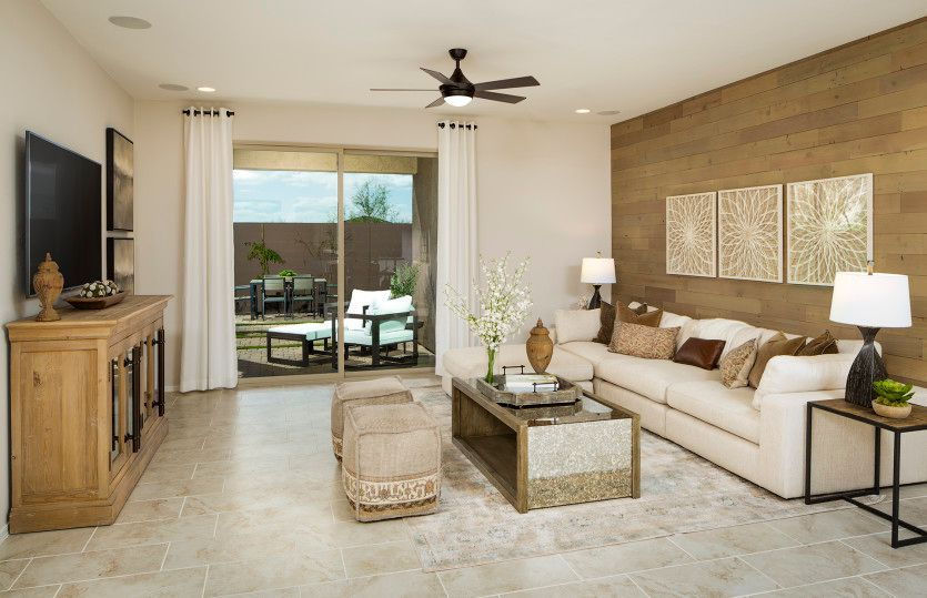 Living Area featured in the Farmington By Pulte Homes in Phoenix-Mesa, AZ
