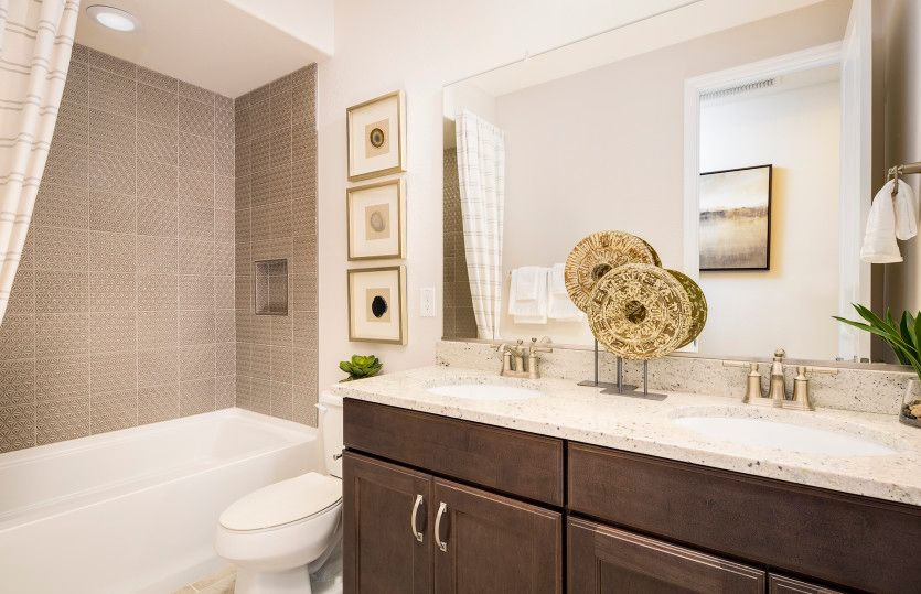 Bathroom featured in the Farmington By Pulte Homes in Phoenix-Mesa, AZ