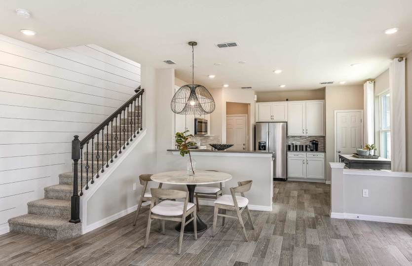 Kitchen featured in the Montenero By Pulte Homes in Orlando, FL