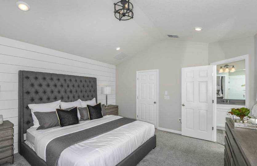 Bedroom featured in the Montenero By Pulte Homes in Orlando, FL