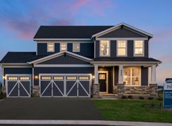 Continental - Oakwood Ponds - Expressions Collection: Blaine, Minnesota - Pulte Homes