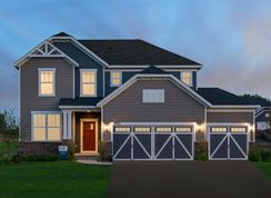 Newberry - Oakwood Ponds - Expressions Collection: Blaine, Minnesota - Pulte Homes