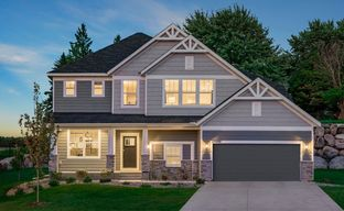 Creek Hill Estates South by Pulte Homes in Minneapolis-St. Paul Minnesota