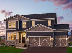 Mercer - Glen View Farm - Expressions Collection: Woodbury, Minnesota - Pulte Homes