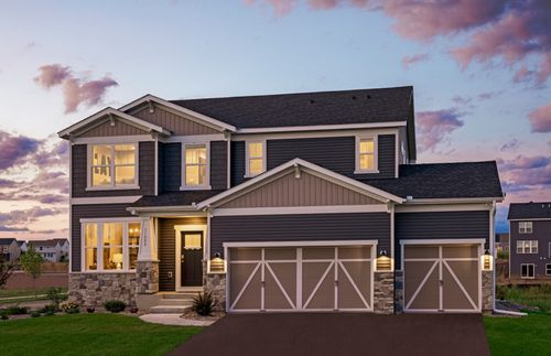 Northport - Expressions Collection by Pulte Homes in Minneapolis-St. Paul Minnesota