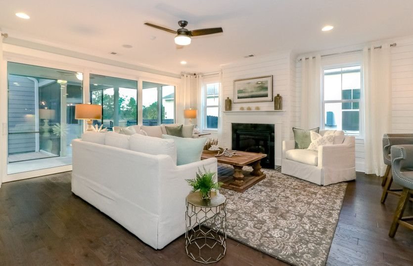 Living Area featured in the Laurel One-Story By Pulte Homes in Wilmington, NC