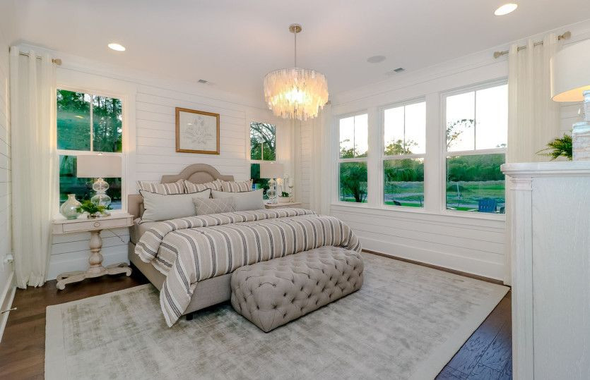 Bedroom featured in the Laurel One-Story By Pulte Homes in Wilmington, NC
