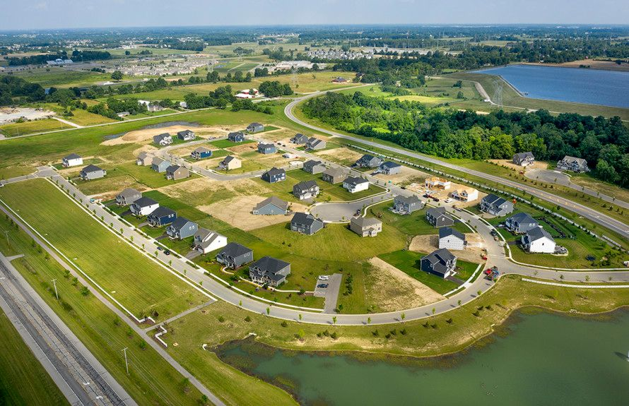 'Liberty Trace' by Pulte Homes - Ohio - Columbus in Columbus
