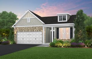 Blue Rock - Preserve at Rocky Fork: Westerville, Ohio - Pulte Homes