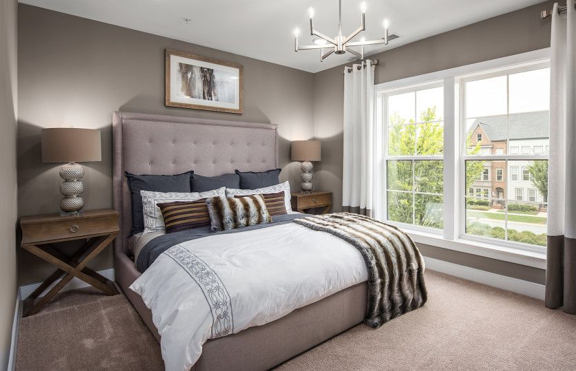 Bedroom featured in the Ava By Pulte Homes in Washington, VA
