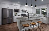 The Rows at UrbanOak by Pulte Homes in San Jose California