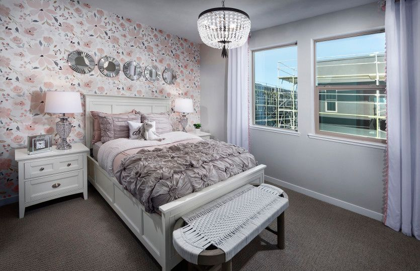 Bedroom featured in the Plan 1 By Pulte Homes in San Jose, CA