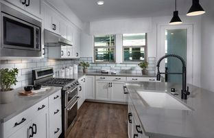 Plan 2 - The Rows at UrbanOak: San Jose, California - Pulte Homes