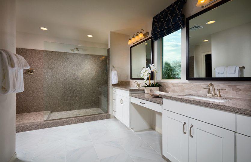 Bathroom featured in the Ashford By Pulte Homes in Riverside-San Bernardino, CA