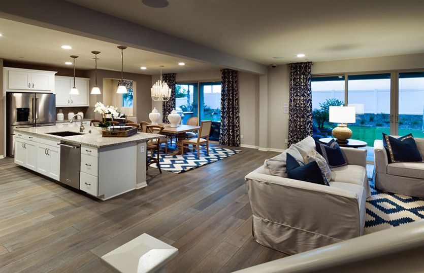 Living Area featured in the Ashford By Pulte Homes in Riverside-San Bernardino, CA