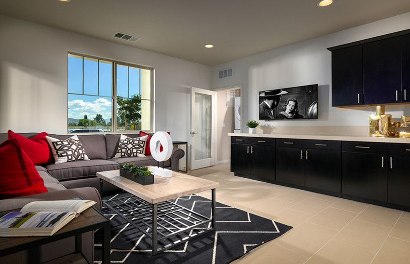 Living Area featured in the Shelton By Pulte Homes in Riverside-San Bernardino, CA