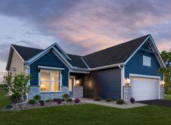 Castlerock with Basement - Trillium Cove - Encore Collection: Prior Lake, Minnesota - Pulte Homes