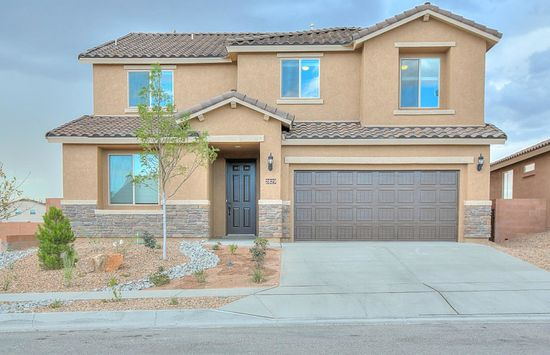 Alameda Crossing by Pulte Homes in Albuquerque New Mexico