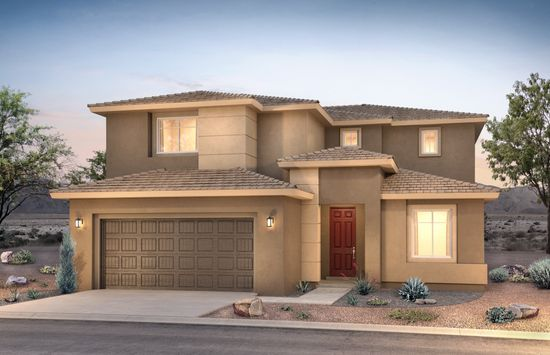 Volterra by Pulte Homes in Albuquerque New Mexico