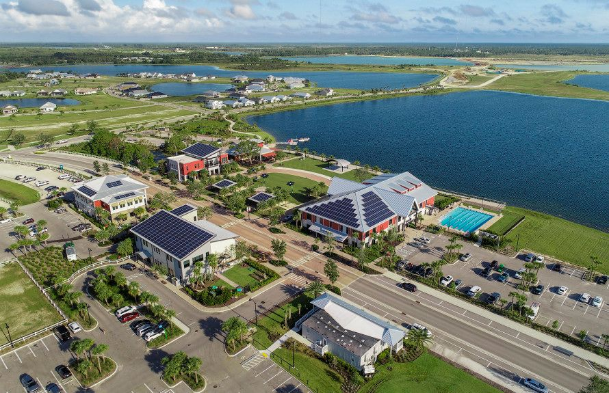'Parkside at Babcock Ranch' by Pulte Homes - Florida - Fort Myers in Punta Gorda