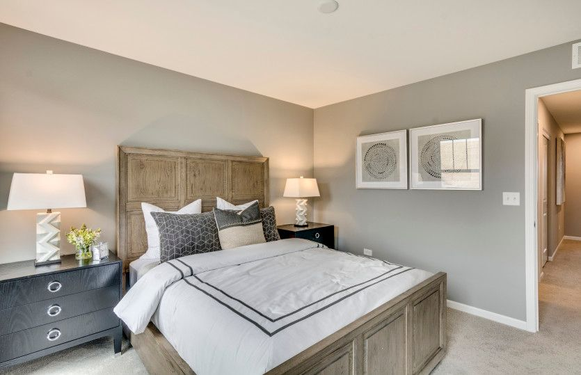 Bedroom featured in the Bowman By Pulte Homes in Indianapolis, IN