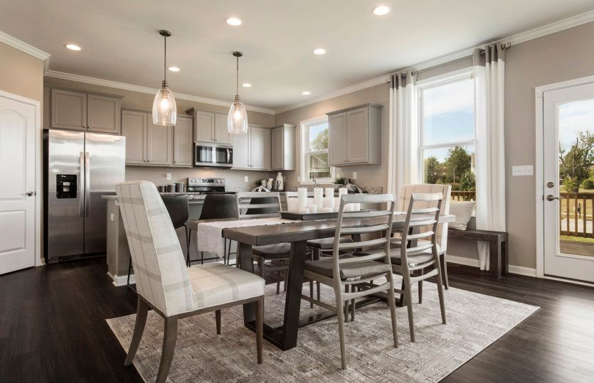 Kitchen featured in the Newberry By Pulte Homes in Louisville, KY
