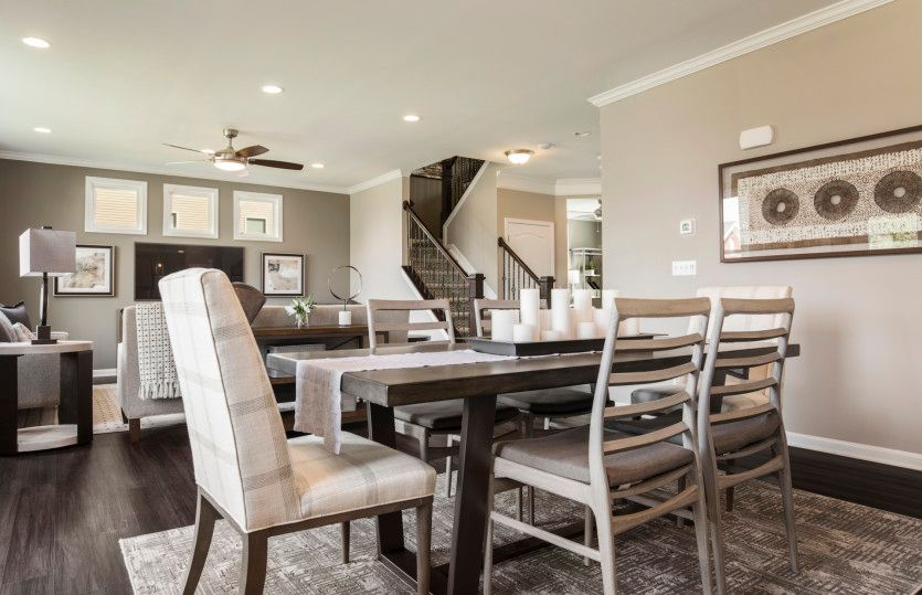 Living Area featured in the Newberry By Pulte Homes in Louisville, KY