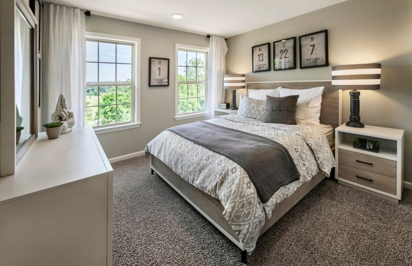Bedroom featured in the Wildwood By Pulte Homes in Morris County, NJ