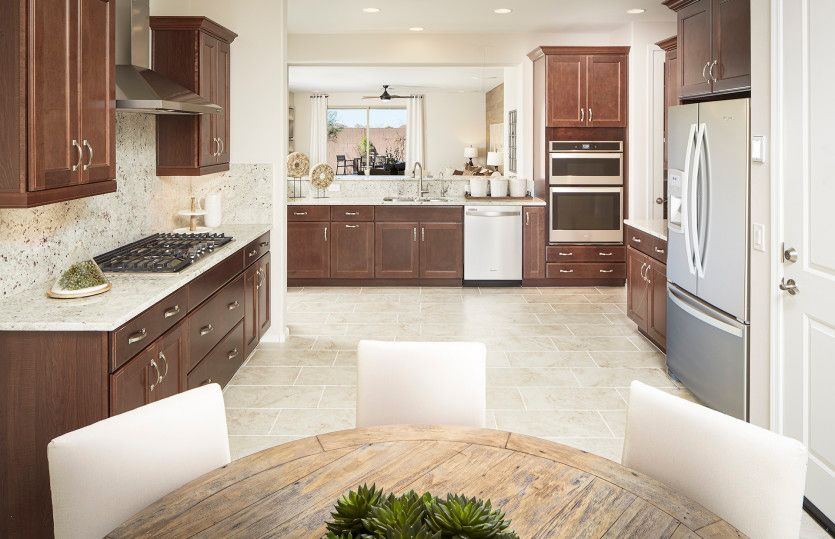 Kitchen featured in the Farmington By Pulte Homes in Phoenix-Mesa, AZ