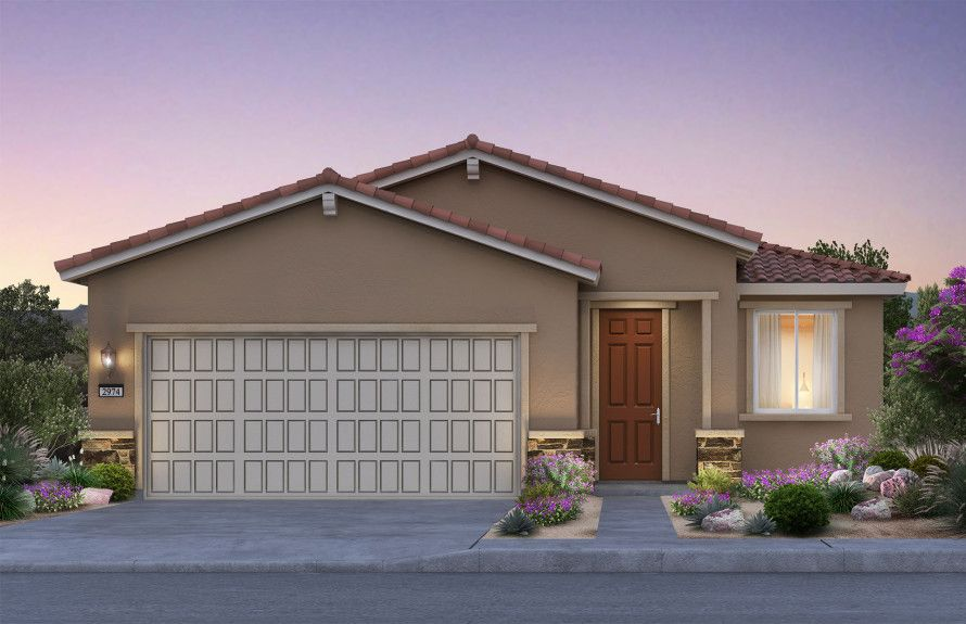 'Ashcroft at North Ranch' by Pulte Homes - Nevada - The Las Vegas Area in Las Vegas