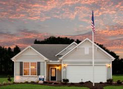 Abbeyville - Hyatts Crossing: Powell, Ohio - Pulte Homes