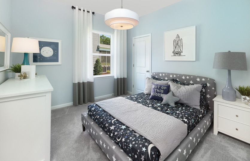 Bedroom featured in the Morgan By Pulte Homes in Myrtle Beach, SC