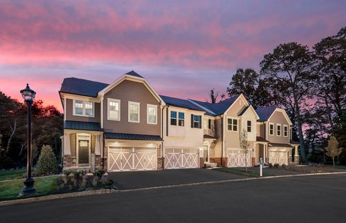 Gables at Woodcliff Lake by Pulte Homes in Bergen County New Jersey