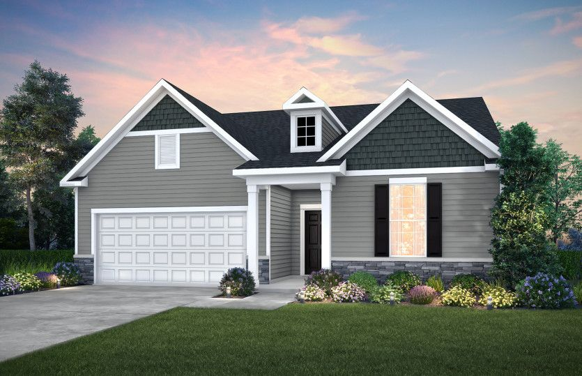 Exterior featured in the Ascend By Pulte Homes in Minneapolis-St. Paul, MN
