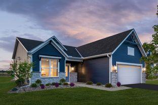 Castlerock - Oak Hill - Encore Collection: Woodbury, Minnesota - Pulte Homes