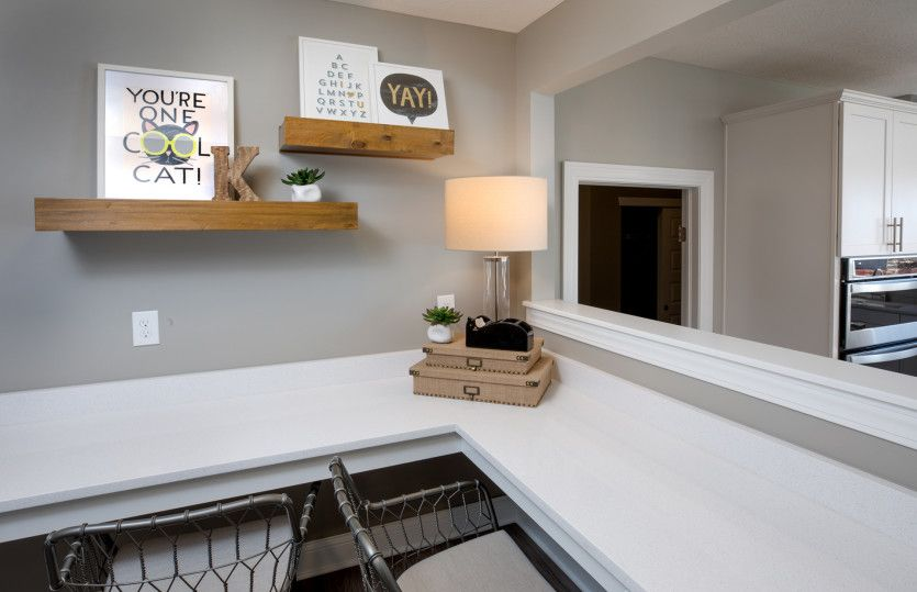 Living Area featured in the Westchester By Pulte Homes in Columbus, OH