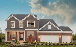 The Communities at Sunbury by Pulte Homes in Columbus Ohio