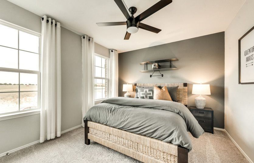 Bedroom featured in the Thomaston By Pulte Homes in Fort Worth, TX