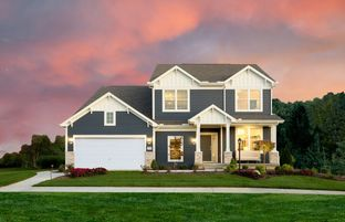 Westchester - Meadows at Spring Creek: Pickerington, Ohio - Pulte Homes