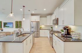 homes in Marshside Towns at Carolina Bay by Pulte Homes