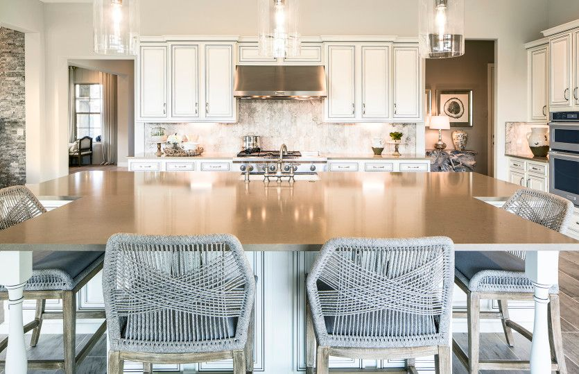 Kitchen featured in the Eternity By Pulte Homes in Tucson, AZ