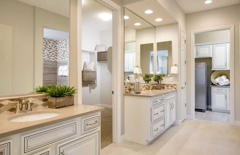 Bathroom featured in the Eternity By Pulte Homes in Tucson, AZ