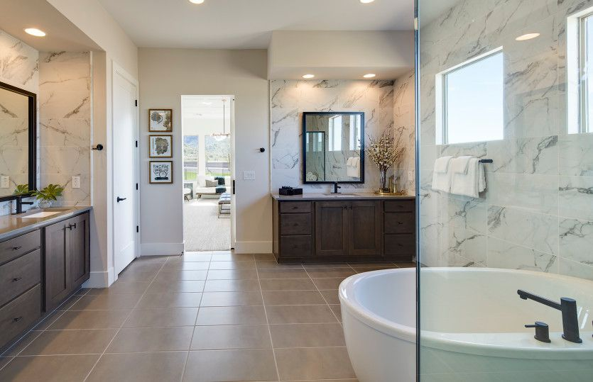 Bathroom featured in the Virtue By Pulte Homes in Tucson, AZ