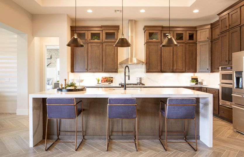 Kitchen featured in the Virtue By Pulte Homes in Tucson, AZ