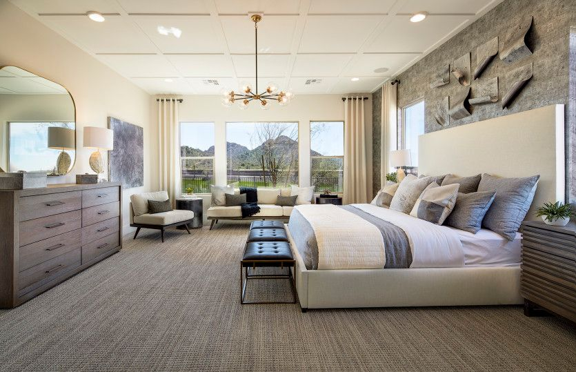 Bedroom featured in the Virtue By Pulte Homes in Tucson, AZ