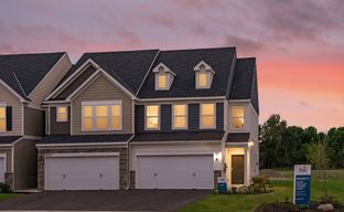 Greenway Crossing - Freedom Series by Pulte Homes in Minneapolis-St. Paul Minnesota