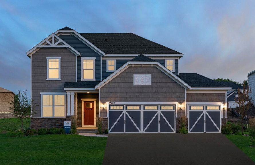 'Oakwood Ponds - Expressions Collection' by Pulte Homes - Minnesota - The Twin Cities in Minneapolis-St. Paul
