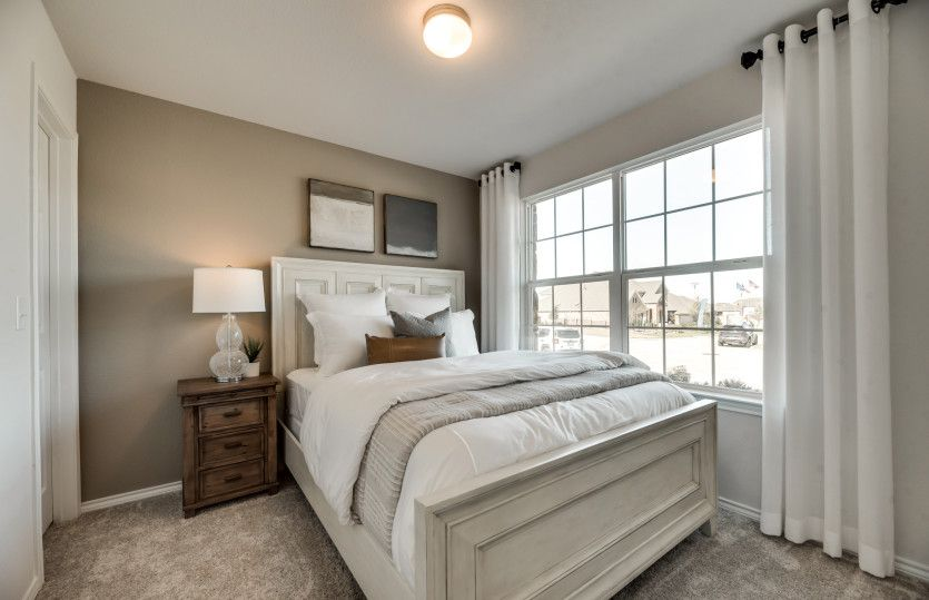 Bedroom featured in the Sandalwood By Pulte Homes in Fort Worth, TX