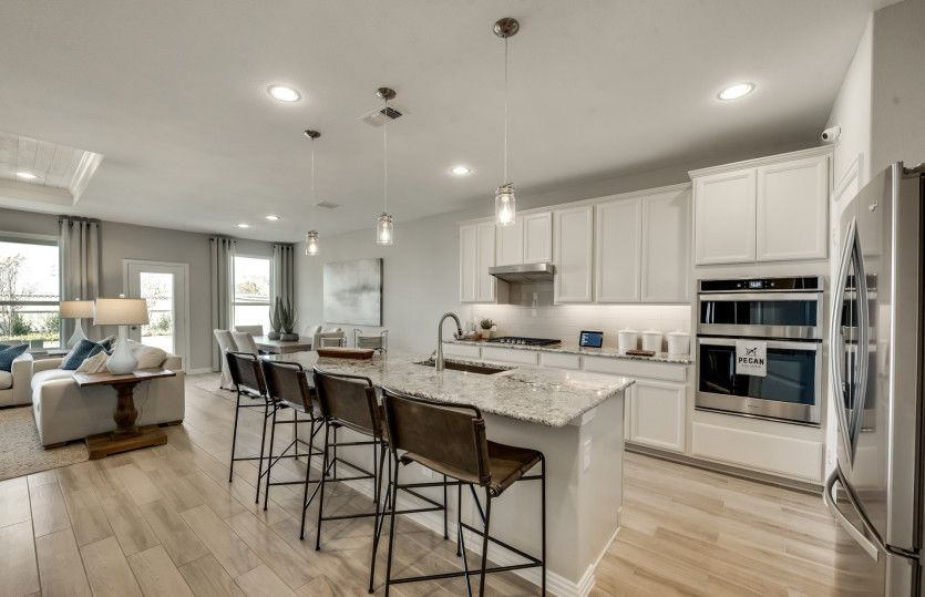 Kitchen featured in the Keller By Pulte Homes in Dallas, TX
